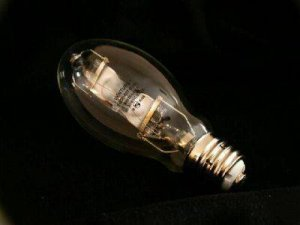 2- 400 W METAL HALIDE GROW LIGHT BULB NEW! 8 INCH ED-28