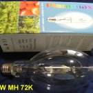 400 watt BLUE (grow) METAL HALIDE LIGHT BULB add to HPS