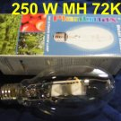 250 watt BLUE (grow) METAL HALIDE LIGHT BULB add to HPS