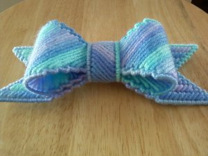 varigated bow
