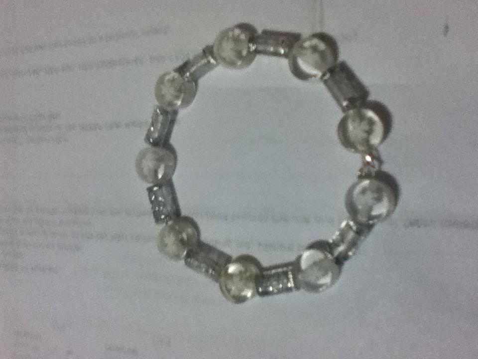 Wedding present style bracelet