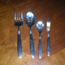 4 piece Farberware Serving Utensils