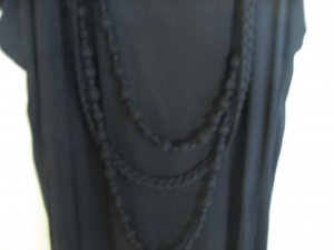 Black BCBG Tunic