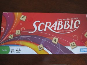 Scrabble Board Game New in Box