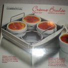 Creme Brulee Set Kitchen Cookware