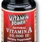Vitamin A 10,000 IU (500 Tablets)
