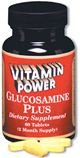 Glucosamine Plus - Optimum Cartilage Nutrition For Healthy Joints