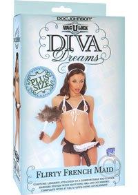 Vac U Lock Diva French Maid Plus