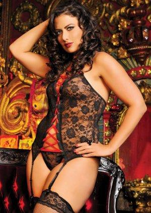 Rita Halter Neck Camisole Plus Size
