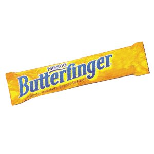 NESTLE BUTTERFINGER CANDY BARS 36 BARS