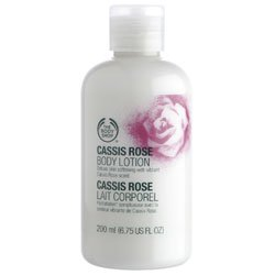 Cassis Rose Body Lotion 6.75 fl oz  - 25578