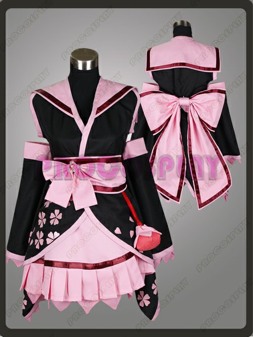 Vocaloid Miku Cosplay Costume Project Diva version