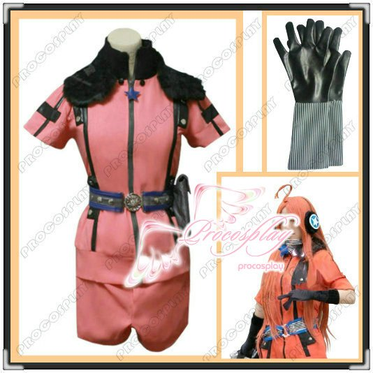 Love is war Vocaloid miki Cosplay Costume Any Szie