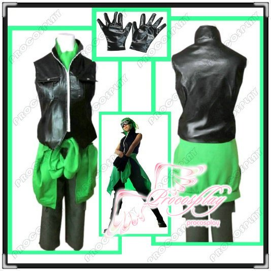 Love is war Vocaloid Gumi Cosplay Costume Any Szie