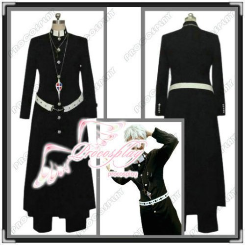 New Ao no Exorcist Fujimoto Shiro Cosplay costume