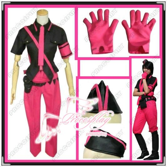 Love is war Vocaloid Meiko Cosplay Costume Any Szie
