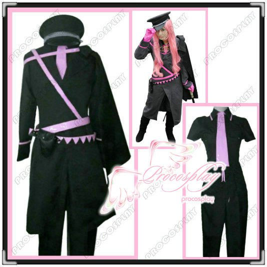 Love is war Vocaloid Luka Cosplay Costume Any Szie