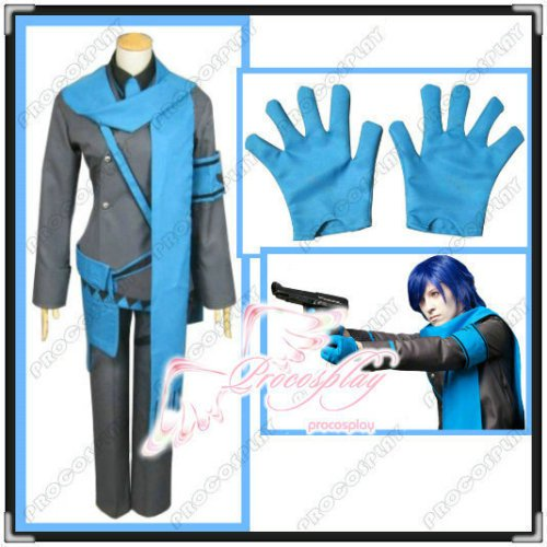 Love is war Vocaloid Kaito Cosplay Costume Any Szie