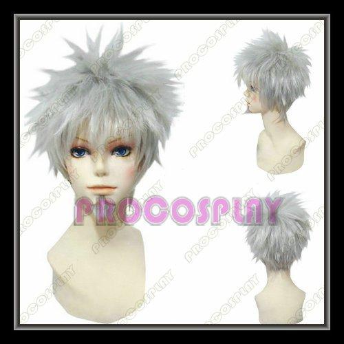 Expedited  Ao no Exorcist Fujimoto Shiro Cosplay Wig