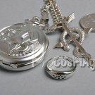 Fullmetal Alchemist Edward Elric's Pocket Watch & Necklace & Ring mp000919
