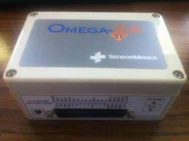 SENSORMEDICS Omega - 24 Channel Preamplifier Polysomnograph HBX32/24/SLP