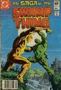Saga of the swamp Thing # 11 NM