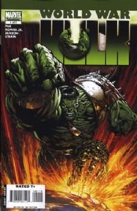 World War Hulk 1 of 5 NM+
