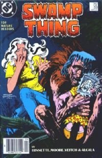 swamp Thing # 59 NM ALAN Moore