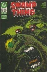 swamp Thing # 61 NM ALAN Moore