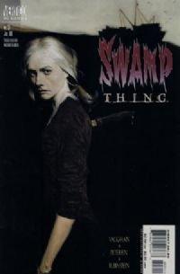 Swamp Thing # 3 NM DC/vertigo