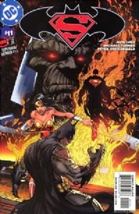 Superman/Batman # 11 NMint -Jeph Loeb