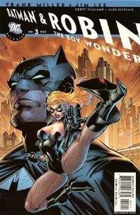 DC All-Star Batman and Robin: the boy wonder #3 *nmint*Jim Lee COVER