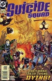 Suicide Squad #1 (2001) NM