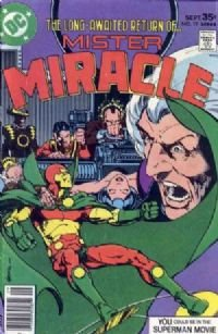 Mister Miracle # 19 NM 1979