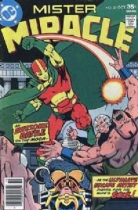 Mister Miracle # 20 NM 1977