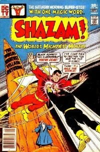 SHAZAM! # 28 NM 1977 return of Black Adam