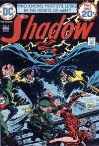 The Shadow # 5 NM DC comics  1975