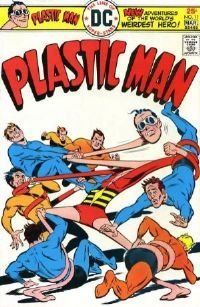 Plastic Man # 11 NM DC comics 1976