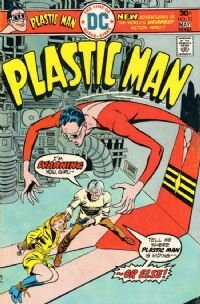 Plastic Man # 12 NM DC comics 1976