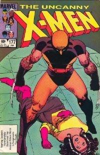 The Uncanny X-men # 177 NM/VF  1983 Free shipping!!