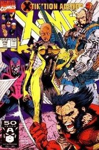 The Uncanny X-men #272 (x-tinction agenda part7)
