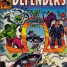 the Defenders #76 1980 NM
