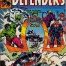 the Defenders #76 1980 NM