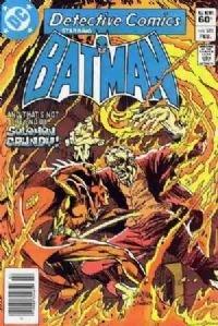 Detecticve Comics :Batman #523 NM  1983