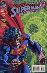 Superman : The Man of Steel # 0 (Zero hour 1994)