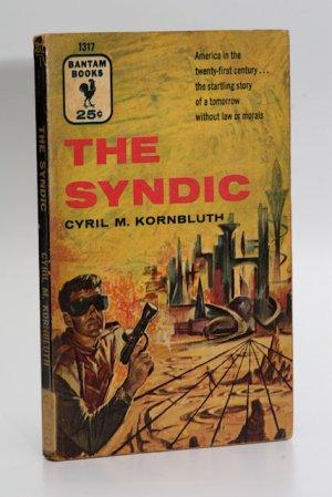 Bantam Sci Fi Novel #1317 The Syndic by Cyril M. Kornbluth