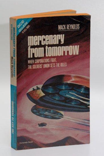 Ace Sci Fi Dbl #H-65 (1968): The Key to Venudine - Bulmer / 'mercenary from tomorrow' - reynolds