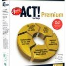 (5) User Act! Premium (EX) 2008 Upgrade Early Bird Promo - Save $355