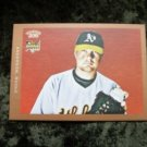 09 BRETT ANDERSON RC Topps 206 Rookie Card #197