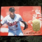 CAL RIPKEN Orioles1994 Fleer Ultra Career Achievment Card #3 of 5